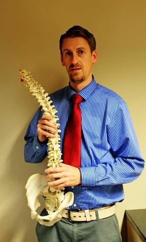 Doctor of Chiropractic, John Fullwood, BSc (Hons)